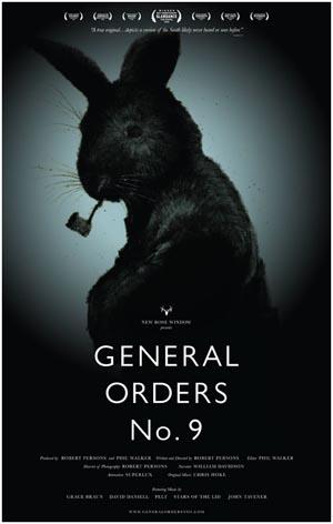 General Orders n. 9, documentario sperimentale di Robert Person