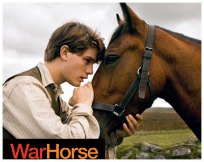 WAR HORSE di Steven Spielberg, il trailer