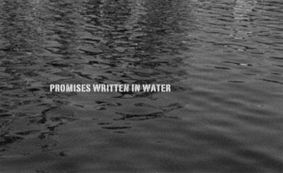 L'unica immagine di Promises Written in the Water di Vincent Gallo