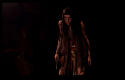 Pollyanna McIntosh in THE WOMAN di Lucky McKee