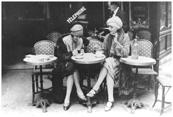 Solita Solano e Djuna Barnes a Parigi nel 1922 - PARIS WAS A WOMAN