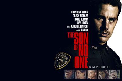 THE SON OF NO ONE [Dito Montiel] TRAILER, CLIP E FOTO