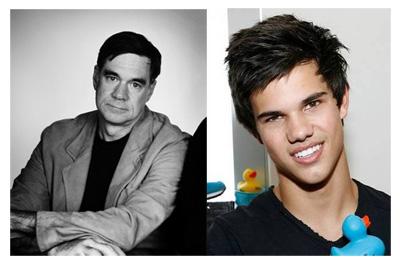 Taylor Lautner produce Gus Van Sant?