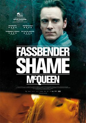 SHAME di Steve McQueen, il poster italiano