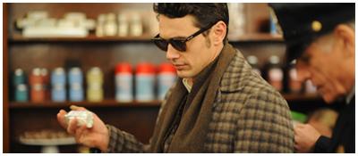 James Franco in MALADIES [Carter, 2011]