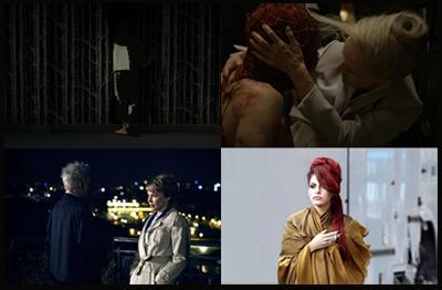Leos Carax, Denis Lavant, Edith Scob, Kylie Minogue e Eva Mendes in HOLLY MOTORS di Leos Carax