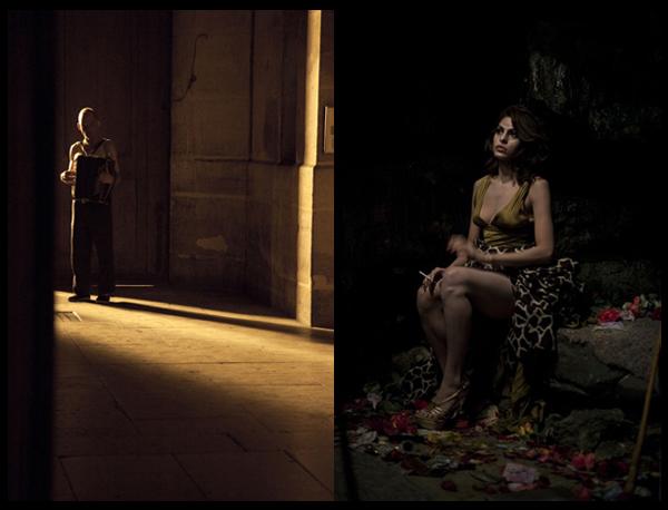 Denis Lavant e Eva Mendes, prime foto ufficiali - HOLLY MOTORS, Leos Carax