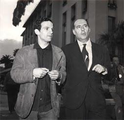 Truffaut e Rossellini