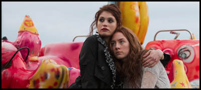 Gemma Arterton e Saoirse Ronan in Byzantium di Neil Jordan