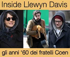 Oscar Isaac, Carey Mulligan e Justin Timberlake negli anni '60 dei fratelli Coen: il set di Inside Llewyn Davis