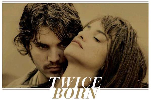 Emile Hirsch e Penélope Cruz in Twice Born di Sergio Castellitto