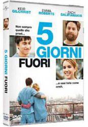 5 giorni fuori - DVD cover