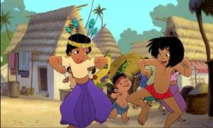 Il libro della giungla storie per bambini cartoni animati youtube