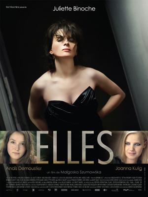 ELLES di Malgorzata Szumowska - poster