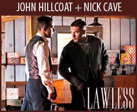 Tom Hardy e Shia LaBeouf nella prima foto di LAWLESS, diretto da John Hillcoat e scritto da Nick Cave