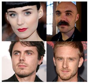 Rooney Mara, Ben Foster e Casey Affleck in un film di  David Lowery