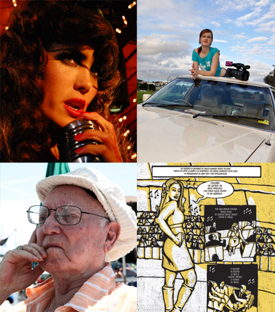 DIVERGENTI 2012: Melting Away, Russulella, Orchids – My Intersex Adventures, In un corpo differente