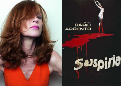 Isabelle Huppert nel remake di Suspiria