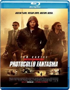 blu ray mission: impossible