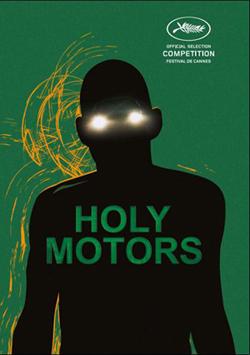 Poster - Holy Motors di Leos Carax - Cannes 65
