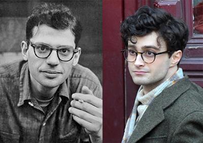 Daniel Radcliffe interpreta un giovane Allen Ginsberg in KILL YOUR DARLINGS