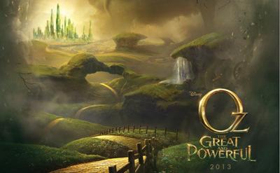 Il grande e potente Oz di Sam Raimi, trailer e foto
