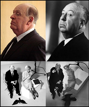 Due film su Alfred Hitchcock in lavorazione