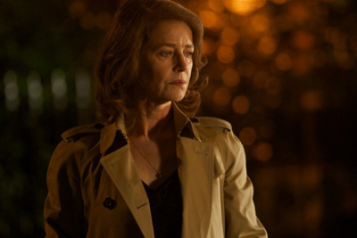Charlotte Rampling in I, ANNA di Barnaby Southcombe