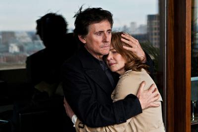Gabriel Byrne e Charlotte Rampling in I, ANNA di Barnaby Southcombe