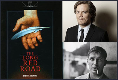 Michael Shannon e Tom Hardy insieme in THE LONG RED ROAD