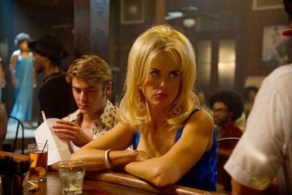 Nicole Kidman e Zac Efron in The Paperboy di Lee Daniels