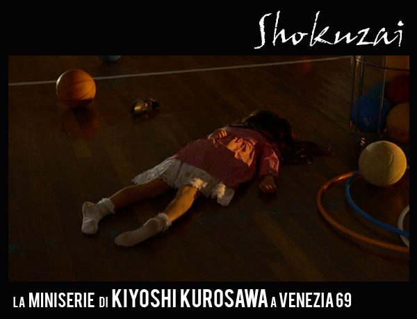 VENEZIA 69 - Shokuzai (Penance) la miniserie tv di Kiyoshi Kurosawa