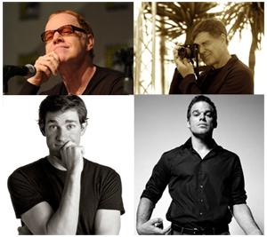PROMISED LAND: Danny Elfman, Gus Van Sant, John Krasinski, Matt Damon