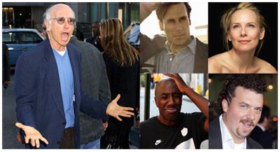 Clear History: Larry David e un grande cast in un nuovo fim tv per HBO