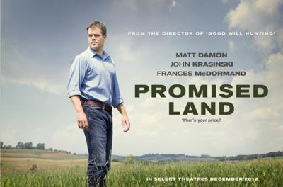 Promised Land di Gus Van Sant