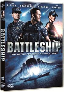 Il DVD di Battleship