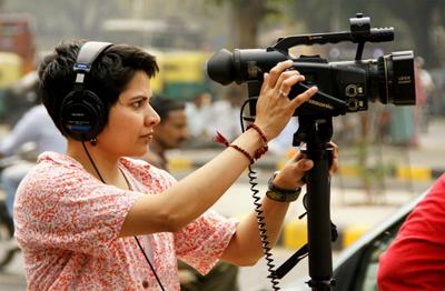 La filmmaker indiana Sonali Gulati