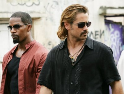 jamie foxx e colin farrell in miami vice