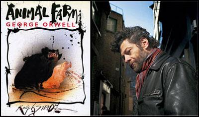 Un film da La fattoria degli animali, Andy Serkis adatta Orwell