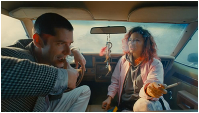 Melvil Poupaud e Suzanne Clément in Laurence Anyways, di Xavier Dolan