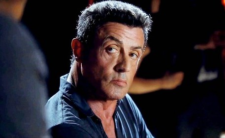 sylvester stallone in Jimmy Bobo. Bullet to the Head