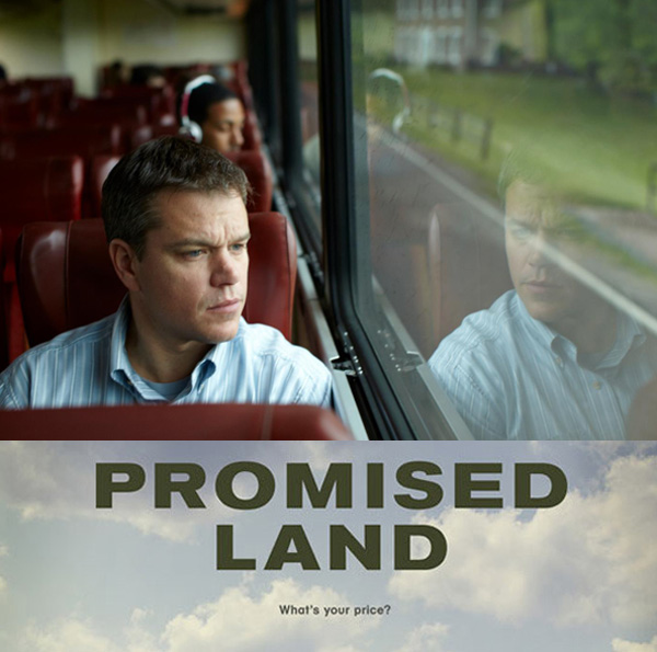 PROMISED LAND di Gus Van Sant, nuove foto