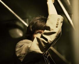 Jesse Eisenberg in THE DOUBLE di Richard Ayoade - le prime foto