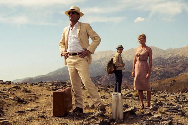 Viggo Mortensen, Kirsten Dunst e Oscar Isaac in THE TWO FACES OF JANUARY
