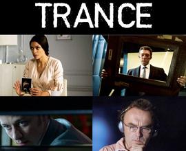 Trance di Danny Boyle, le prime foto: Rosario Dawson, Vincent Cassel, James McAvoy