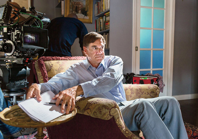 Gus Van Sant è uno psichiatra in THE CANYONS di Paul Schrader