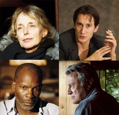Claire Denis: nel cast di Les salauds, Grégoire Colin, Michel Subor e Alex Descas