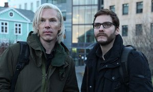 La prima foto dal set di The Fifth Estate
