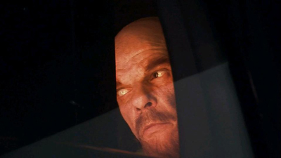 Denis Lavant in in DRIVE IN Holy Motors: il making of