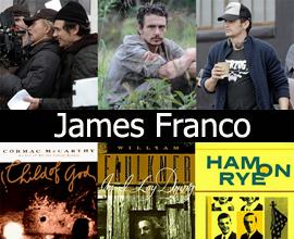 James Franco regista: McCarthy, Faulkner... e Bukowski